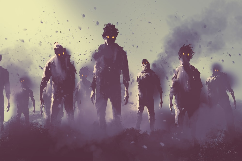 Czy ludzkość przetrwa atak zombie? Naukowcy już to sprawdzili