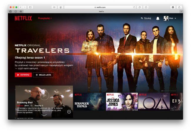 Co zamiast Kinoman.tv? Netflix