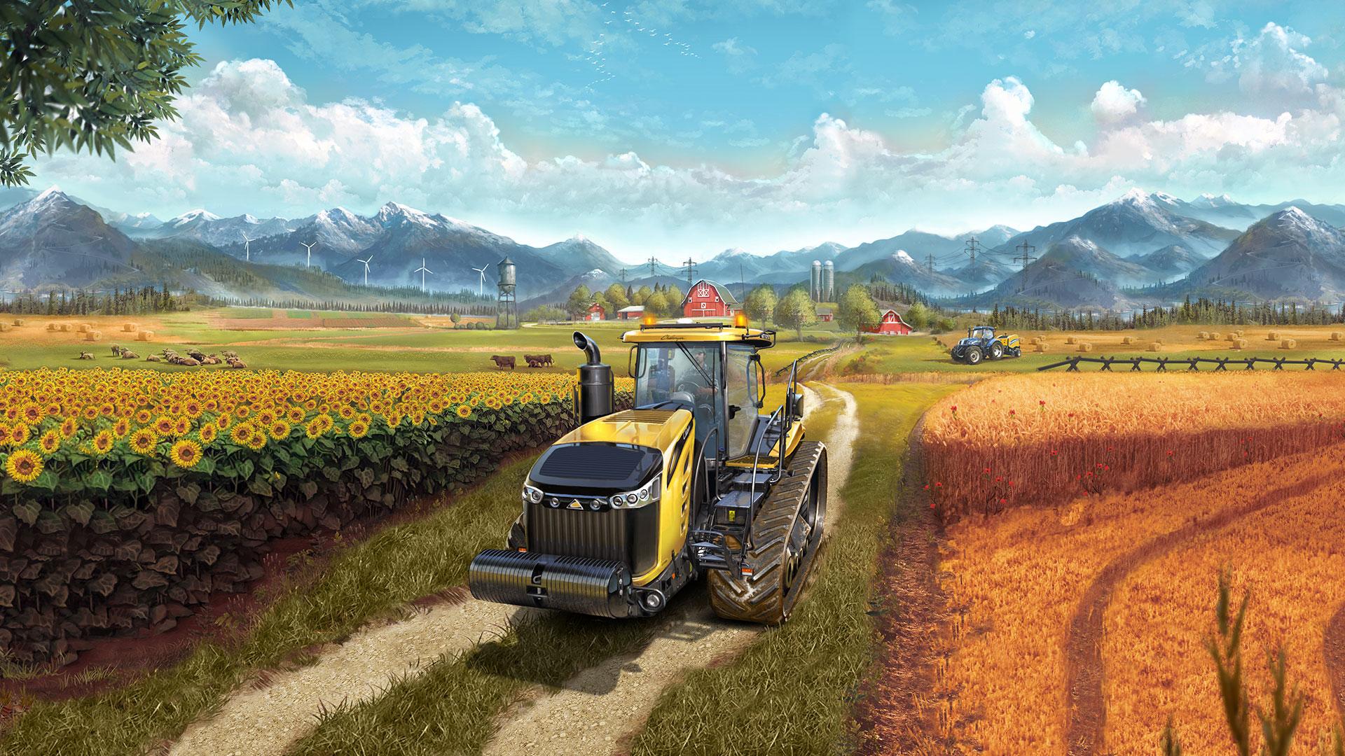 Twórcy Farming Simulator 17 składają osobiste podziękowania Polakom