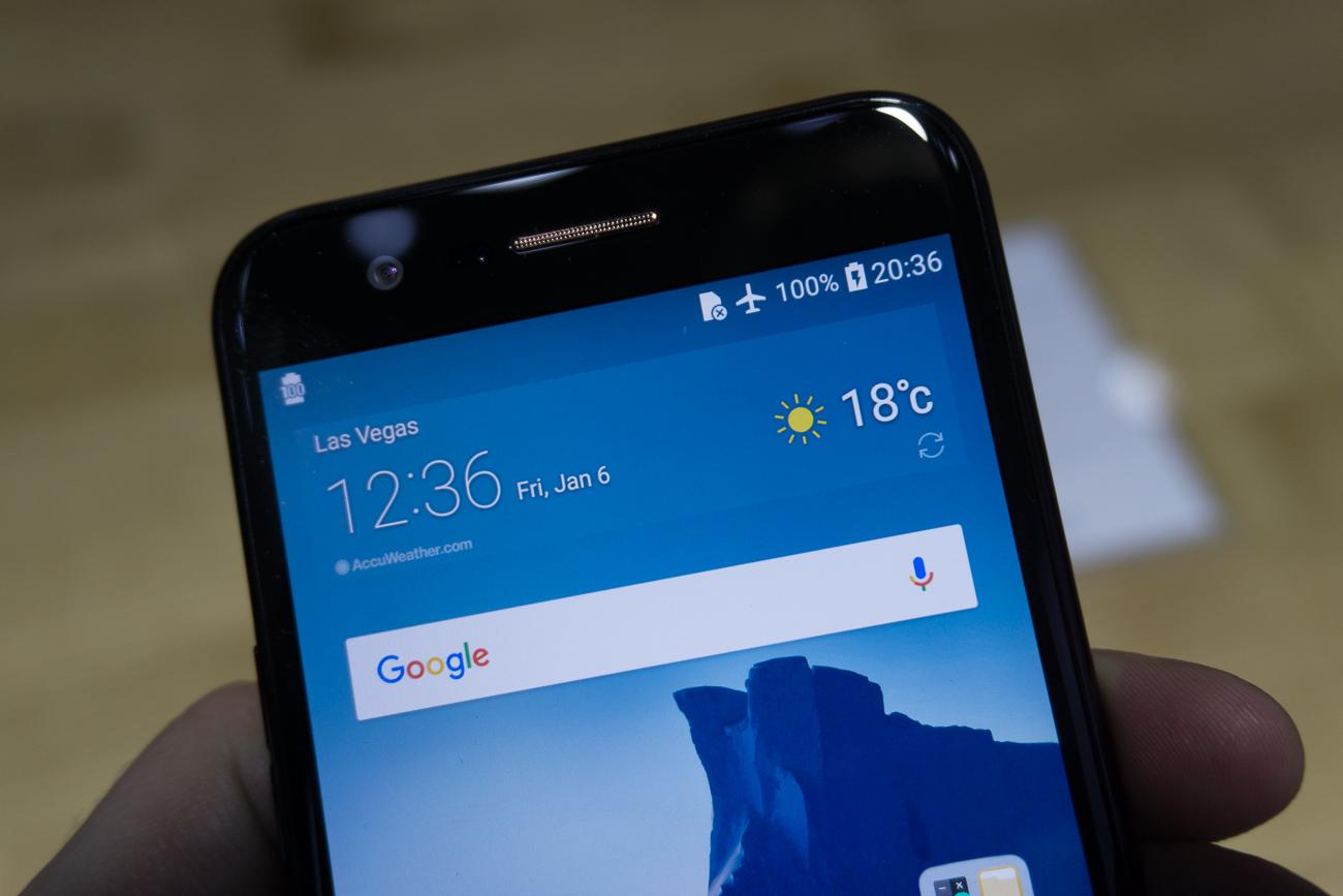 LG K10 2017 - pierwsze wrażenia