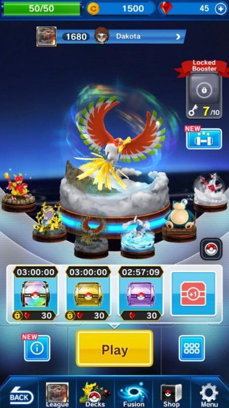 Pokemon Duel - gra na smartfony - iPhone, Android