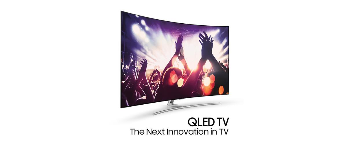 Nie OLED a QLED, czyli cudowna jakość obrazu od Samsunga