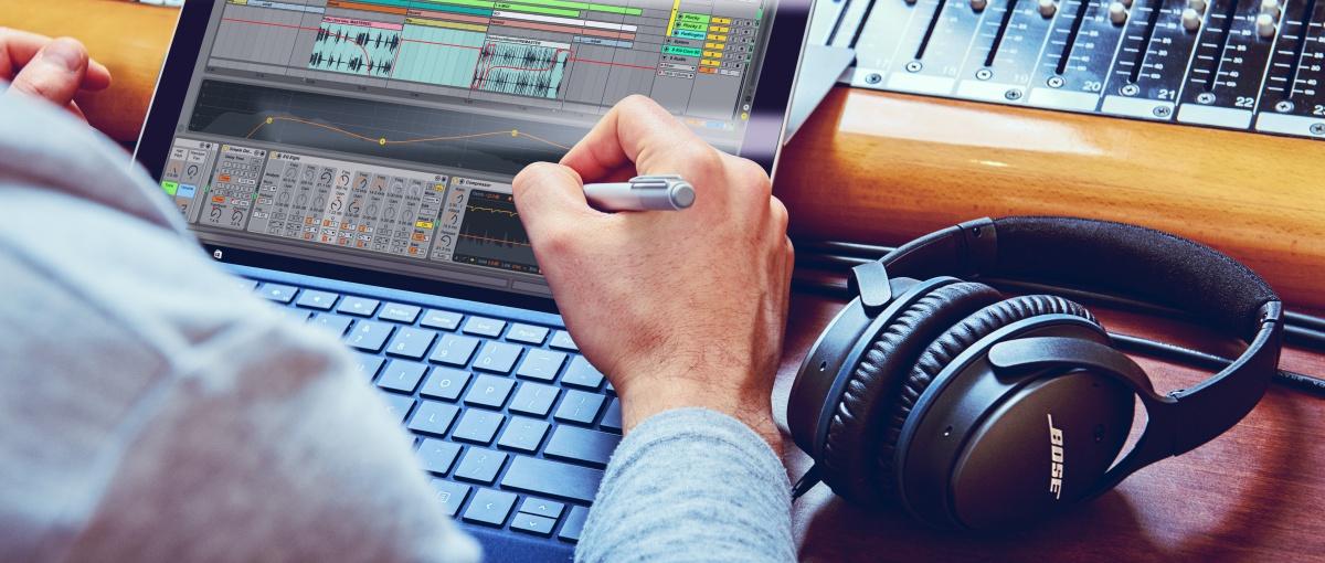 Czy Surface Pro 4 jest dobrym narzędziem dla muzyka? Zapytałem o to Steve'a Nasha