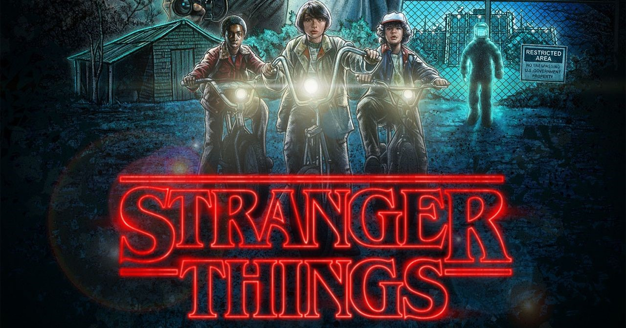 Stranger Things serial opinie
