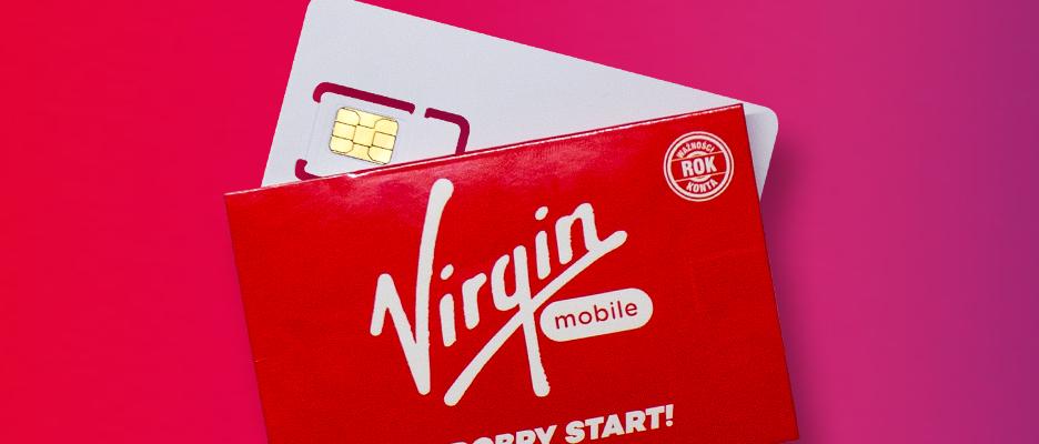 Pakiet internetu mobilnego za darmo na Święta? Takie rzeczy właśnie w Virgin Mobile