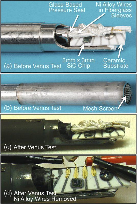 Nasa sonda Wenus