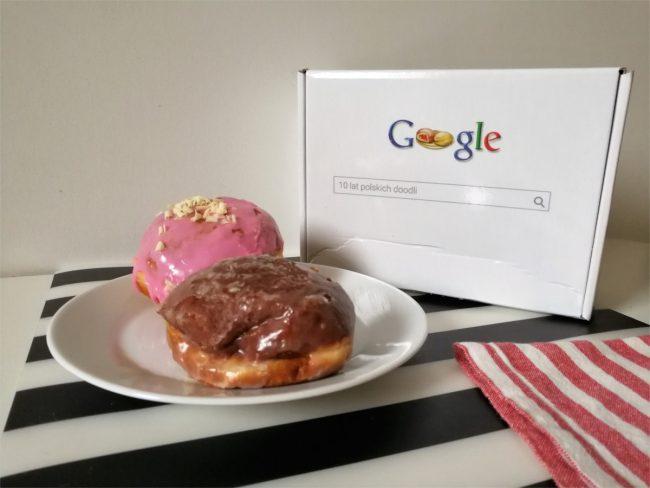 10 lat polskich doodli i słodka przesyłka od Google