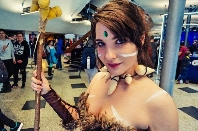 MDPony - cosplayerka, którą spotkałam na IEM 2017