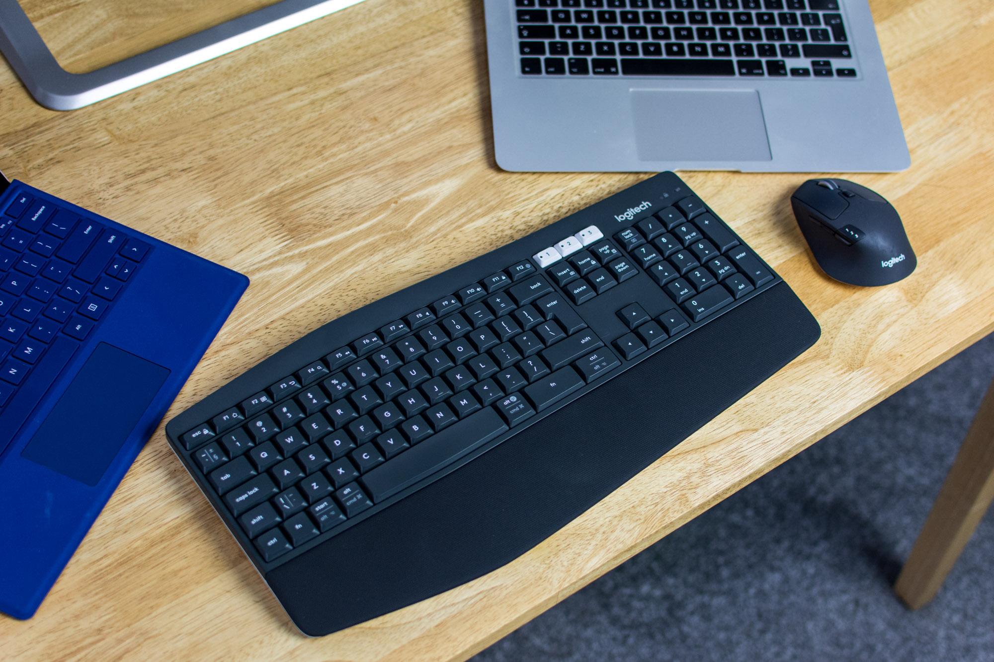Komfort i styl przede wszystkim. Logitech MK850 – recenzja Spider's Web