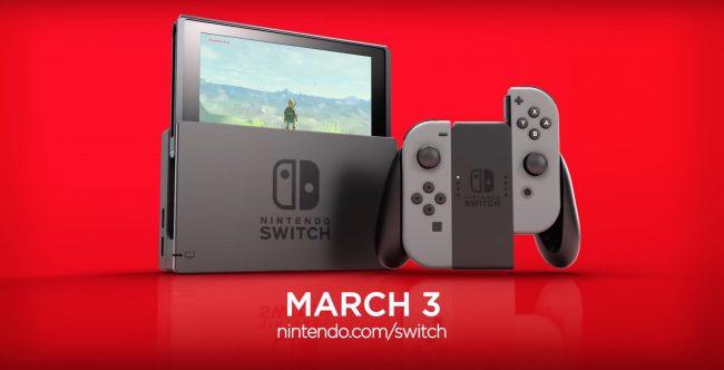 Nintendo Switch 23