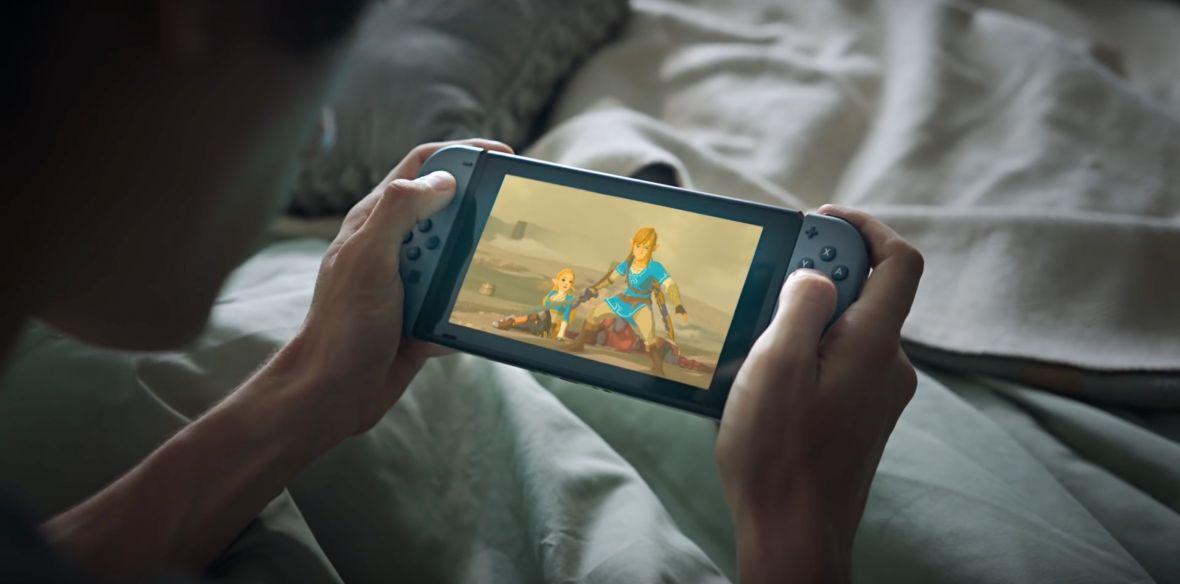 Na Nintendo Switch nie zainstalujesz jednej gry. Konsola ma za mało pamięci
