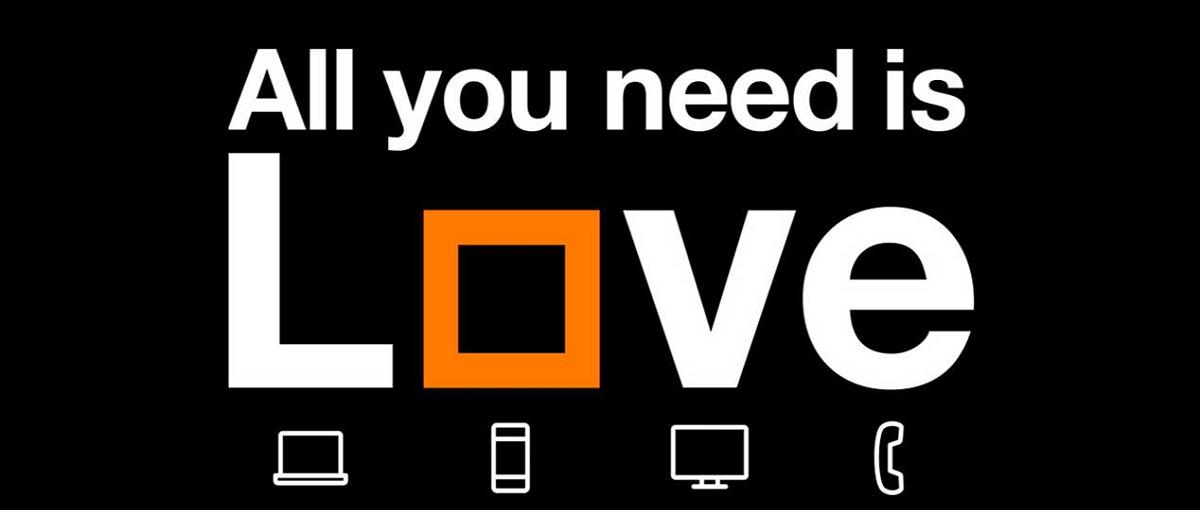 Miłość łączy ludzi, a Orange Love wszystkie usługi Orange