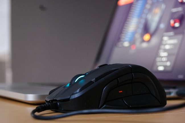SteelSeries Rival 500 -27