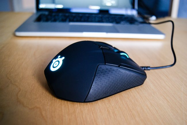 SteelSeries Rival 500 -9