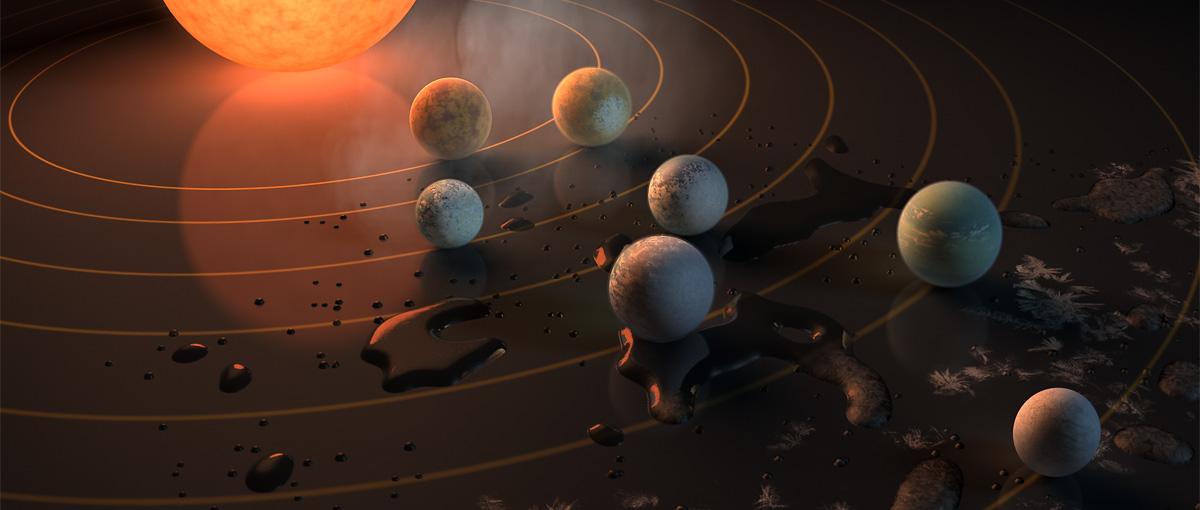 Myślicie o kolonizacji odkrytych właśnie planet? Odległość od nich wyraża liczba… z dwunastoma zerami