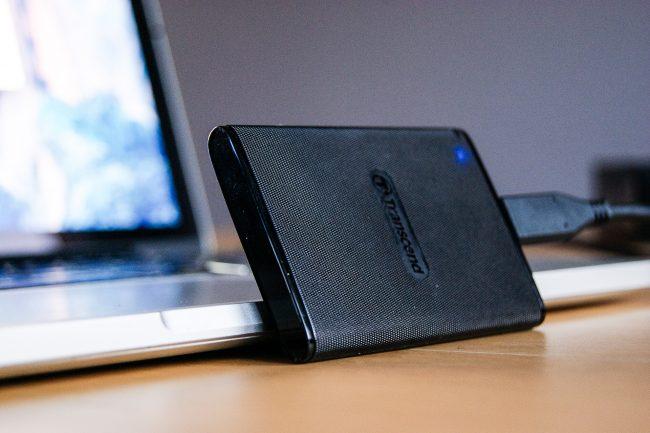 Transcend SSD-13