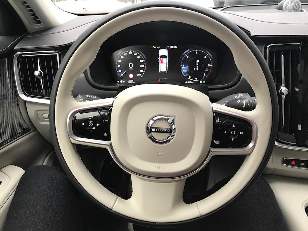 Volvo V90 CC, 10