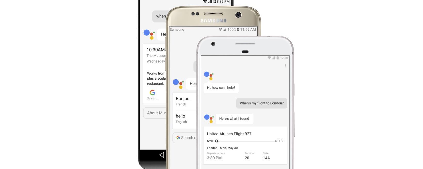 Google Assistant na telefonach wszystkich producentów. Jest jednak haczyk