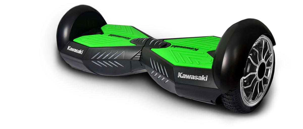 Marzy ci się elektryczna deskorolka? Dobre wieści: Kawasaki wkracza na polski rynek