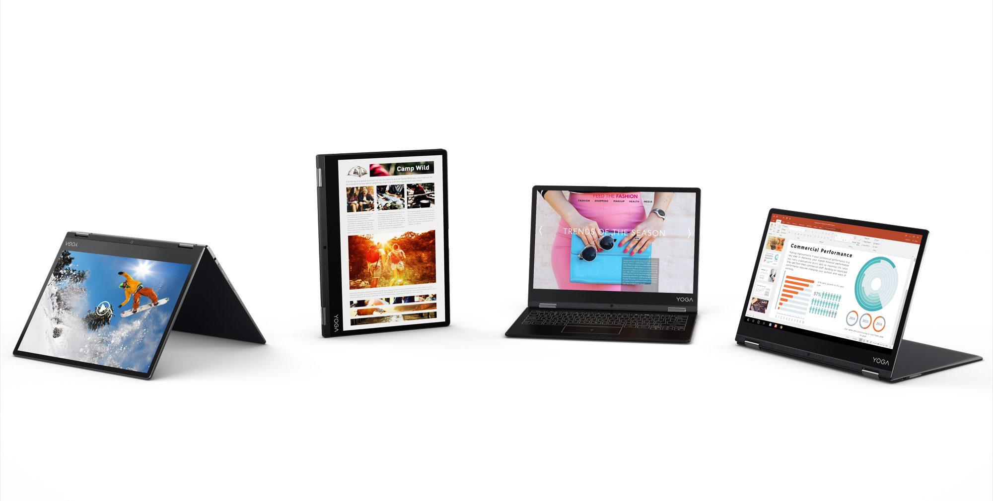 Lenovo wie, jak sprzedawać komputery i bije kolejne rekordy