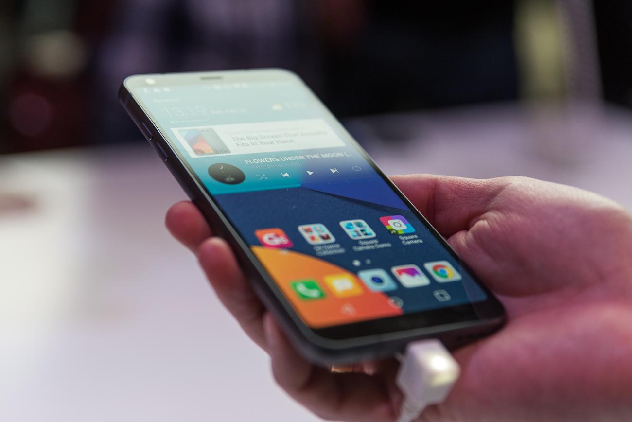 LG G6 – pierwsze wrażenia i galeria zdjęć
