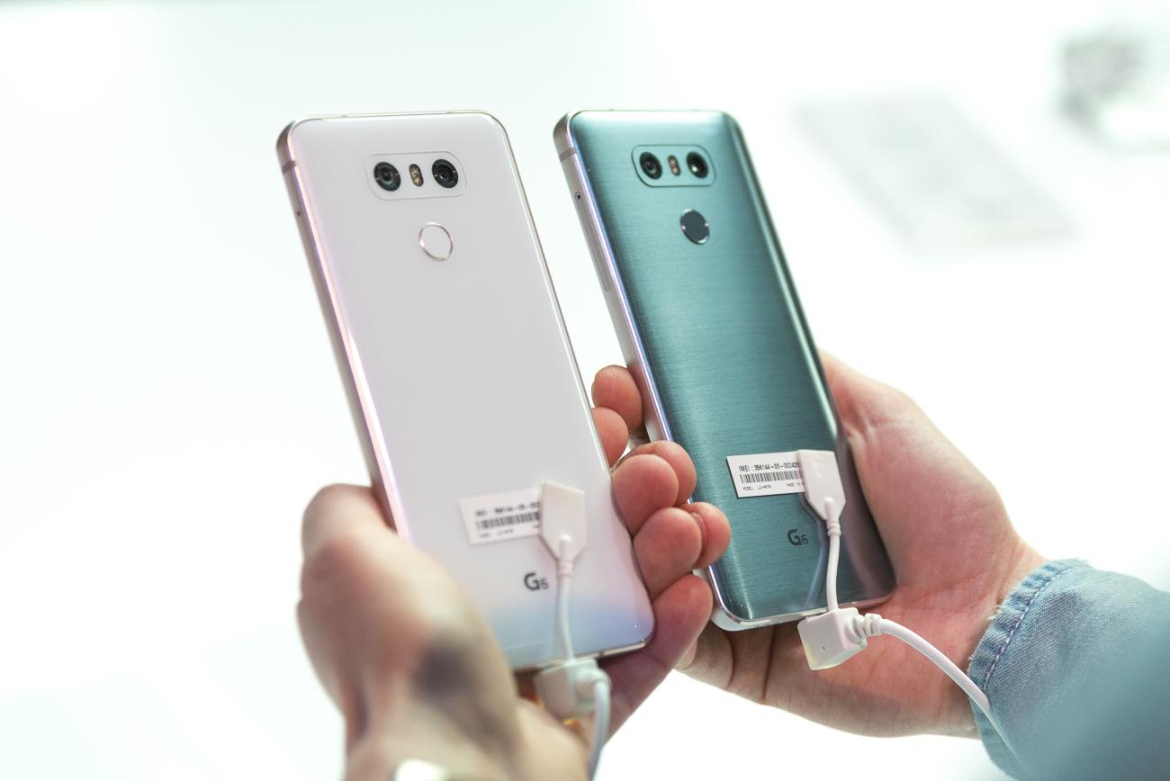 LG G6 pierwsze wrażenia