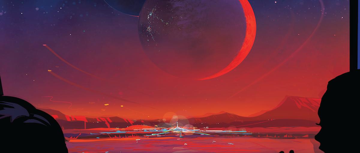 Wszystkie planety w układzie TRAPPIST-1 są skaliste. Niektóre mogą być bogatsze w wodę niż Ziemia