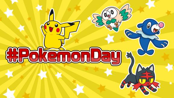 pokemon day pokemon go