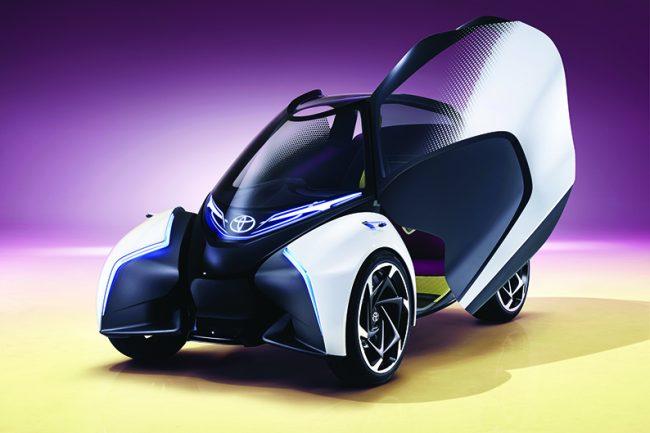 Toyota i-TRIL Koncept