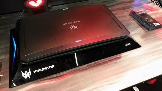Acer Predator 21X to jeden z najmocniejszych laptopów na świecie.