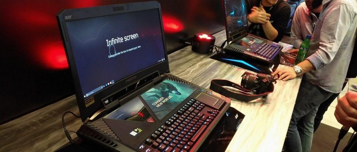 Ten laptop jest mocniejszy od prawie każdego peceta. Kosztuje 45 tys. zł i teraz możesz go wypróbować