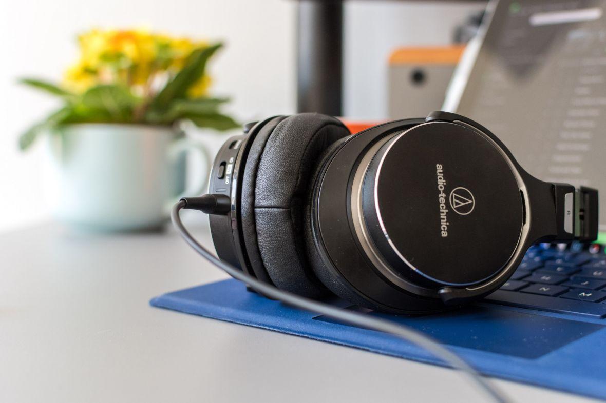 Słuchawki Audio-Technica ATH-MSR7NC to najlepsza muzyczna rzecz, jaka mi się kiedykolwiek przytrafiła
