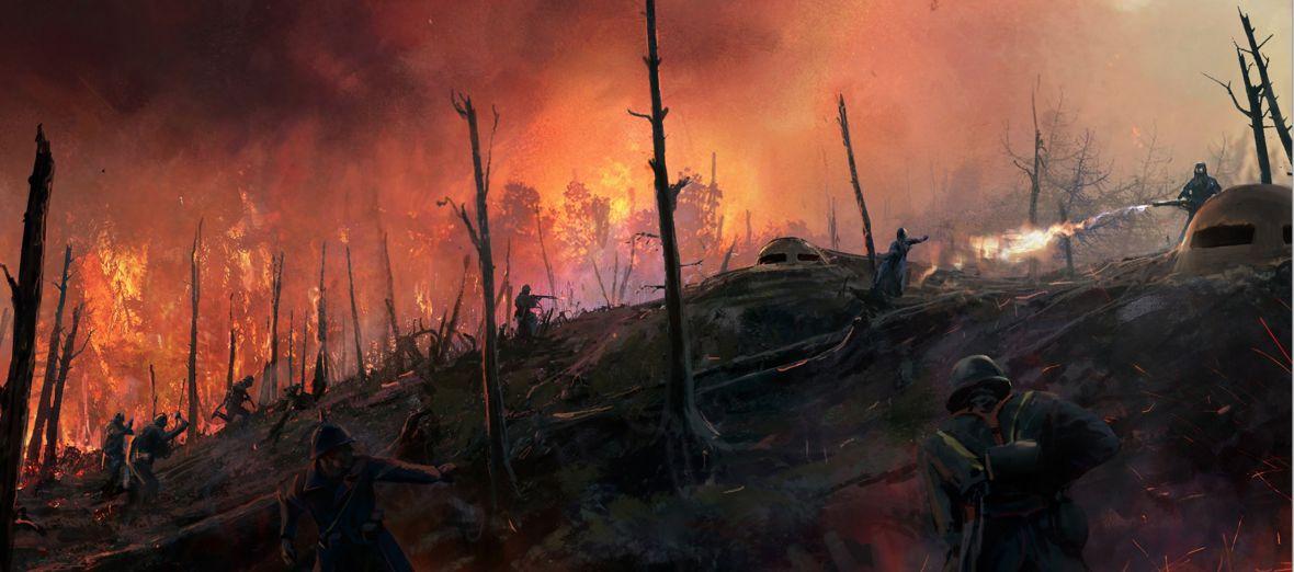 """Dodatek """"Nie Przejdą"""" do Battlefield 1 zamienia wojnę w piekło – recenzja Spider's Web"""