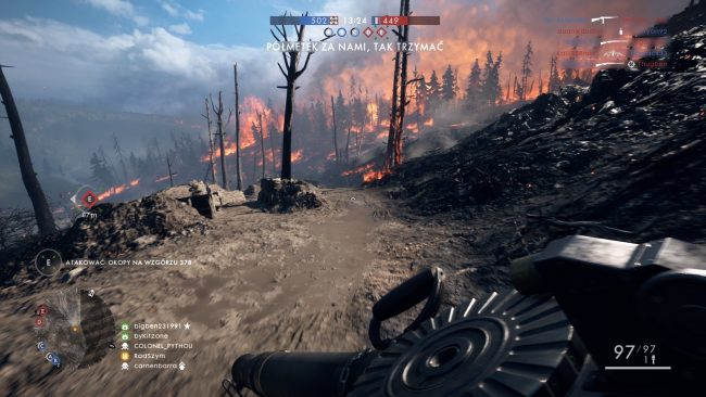 Battlefield 1 Nie Przejdą 73
