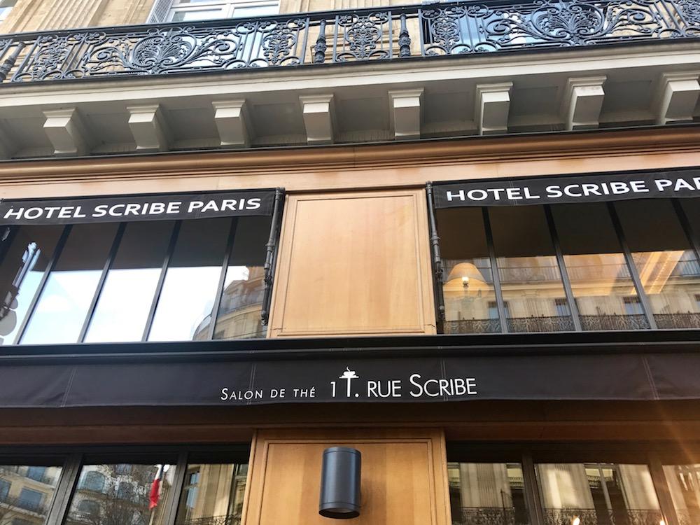 Hotel Scribe, 2