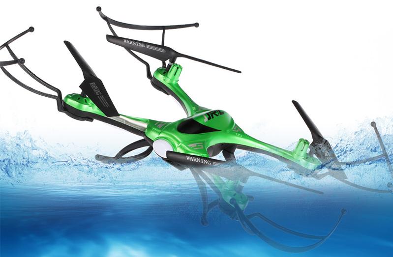 Co za okazja! Niezniszczalny, idealny do nauki dron JJRC H31 za grosze