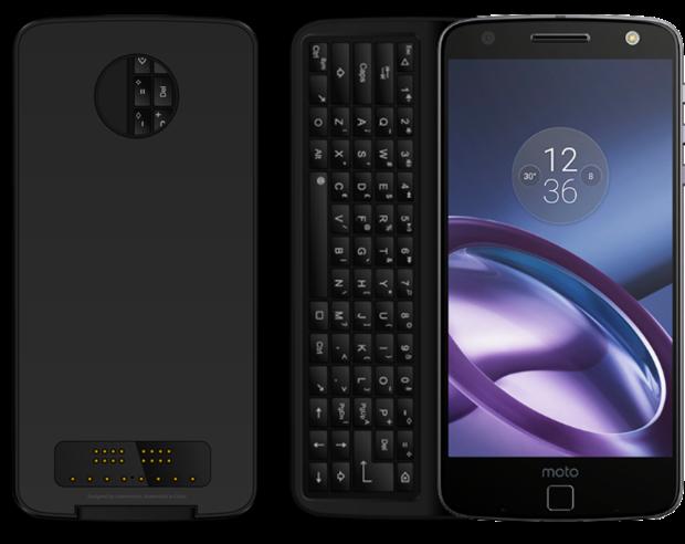 smartfon z klawiatura qwerty