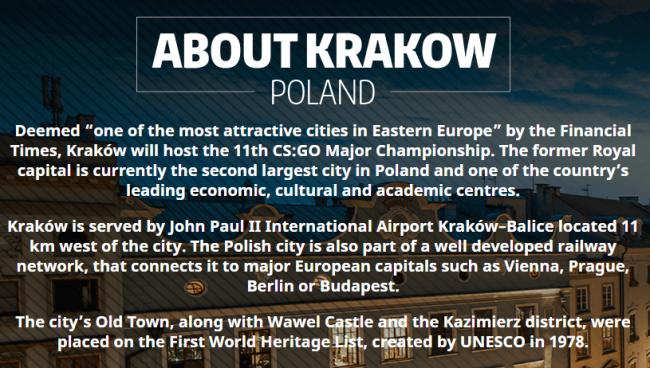 csgo major krakow 2017