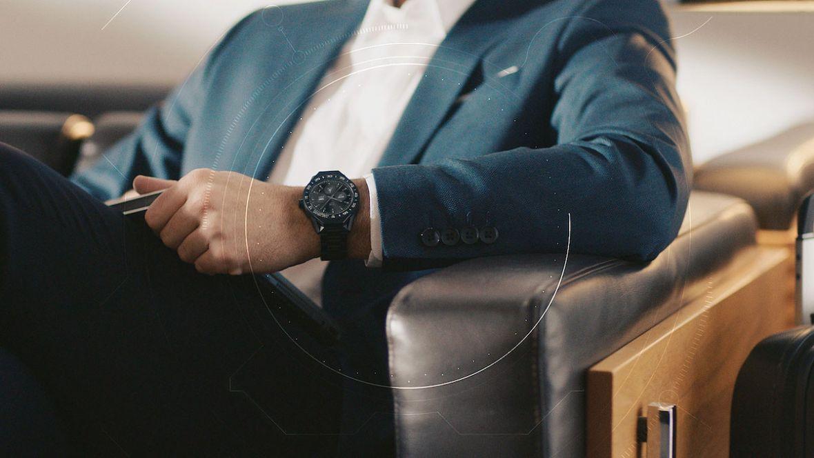 Jeden nieprzyzwoicie drogi smart zegarek w 56 wariantach. Taki jest Tag Heuer Connected Modular 45