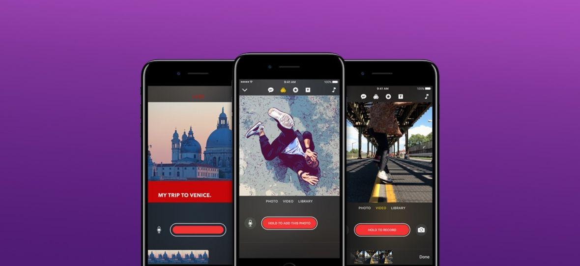 Apple Clips, czyli nowa aplikacja, którą pokochasz nienawidzić