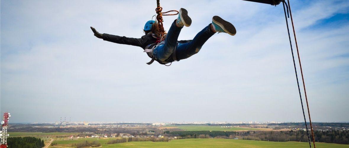 To może być skok życia. Mobile Vikings wyśle jednego klienta do Chin, by skoczył na bungee z 233 m