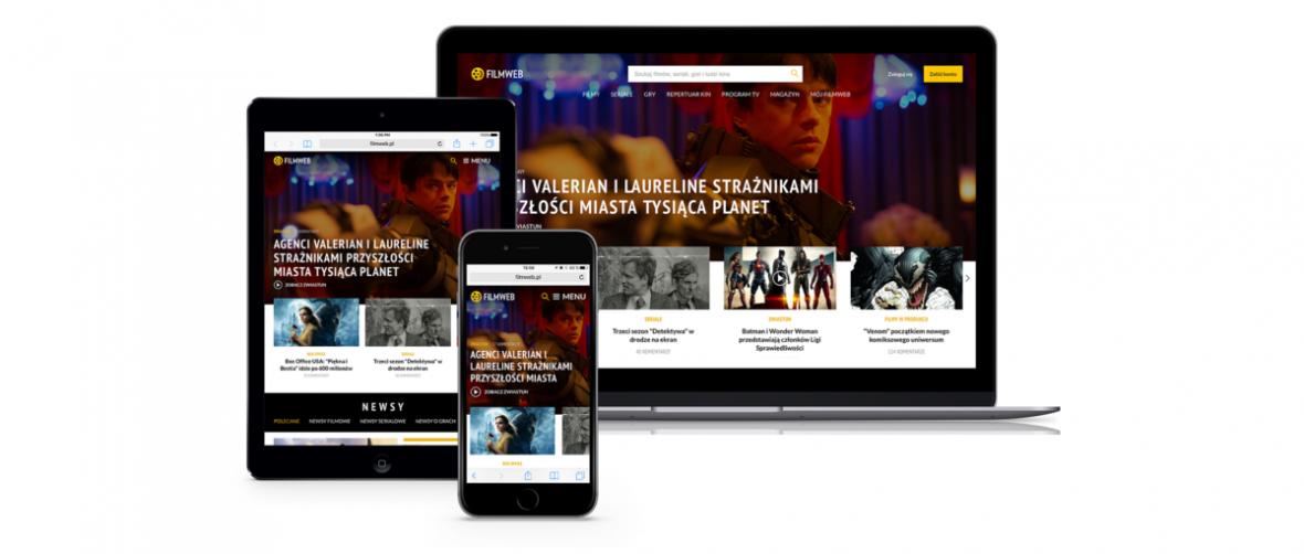 Nowy Filmweb jest ładny, poprawny, ale… nie na te zmiany czekali najwięksi fani serwisu