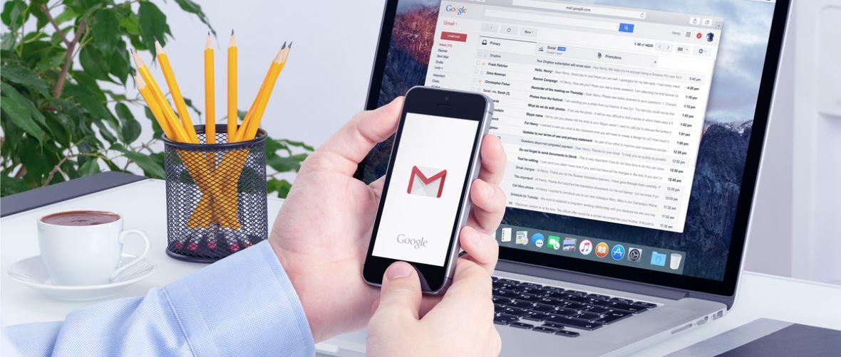 Świetna nowość w Gmailu – w końcu możesz kliknąć w numery telefonów i adresy