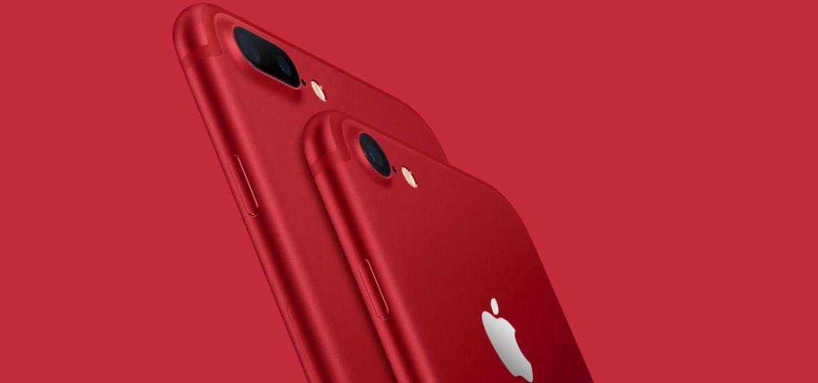 Czerwony iPhone 7 product(RED) trafił do sprzedaży. Znamy polskie ceny i terminy dostaw