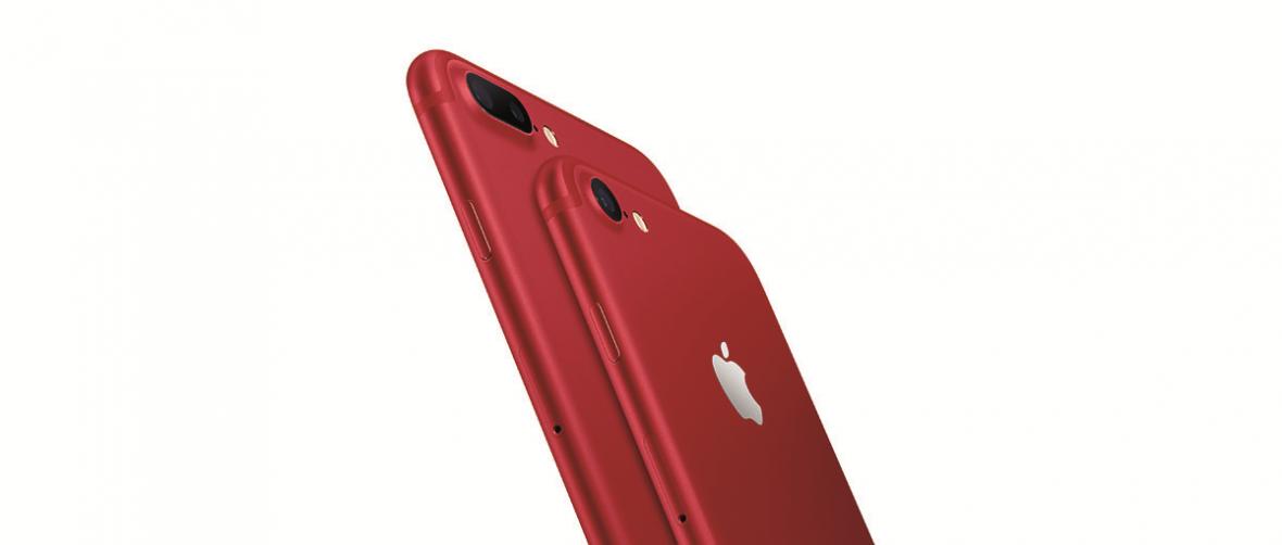 Czerwony iPhone 7. Kupisz?