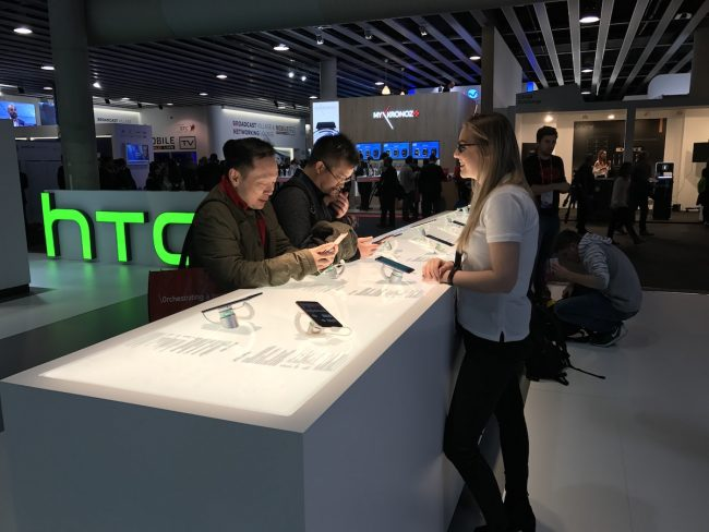 mwc 2017 mobile world congress barcelona relacja
