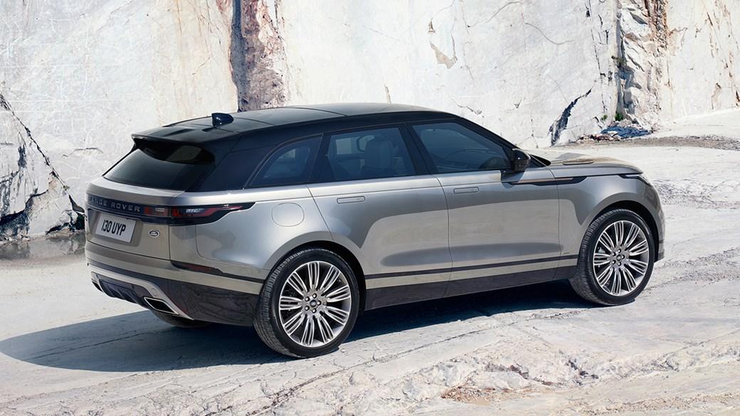 Range Rover Velar - najbardziej zaawansowany RR w historii