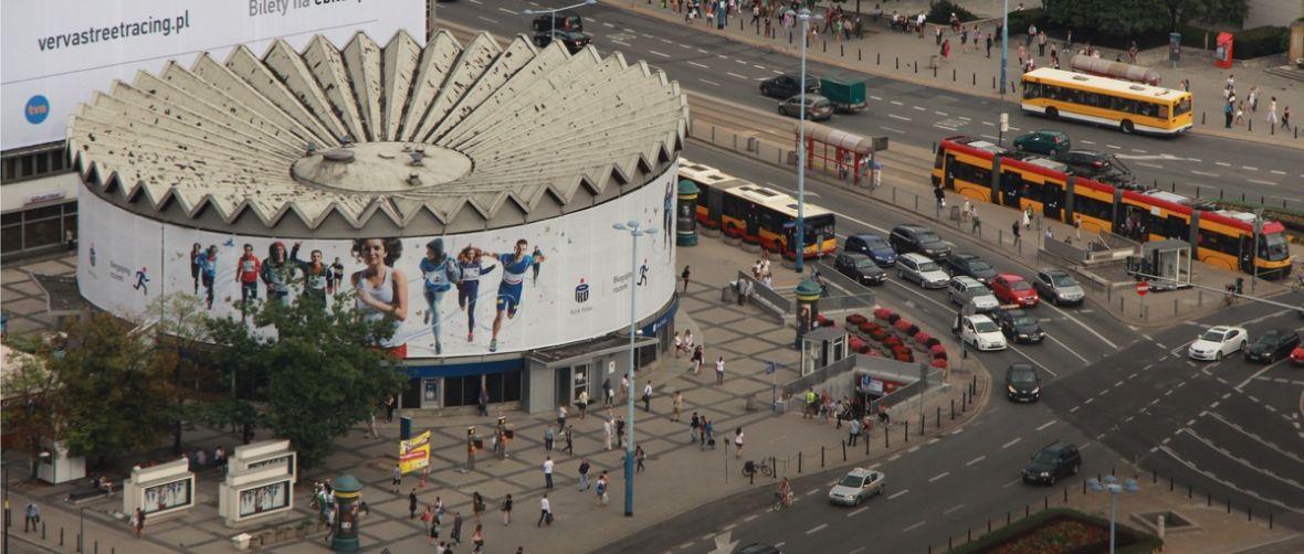 Tak zmienia się centrum stolicy. Rotundę w Warszawie zastąpi… Nowa Rotunda