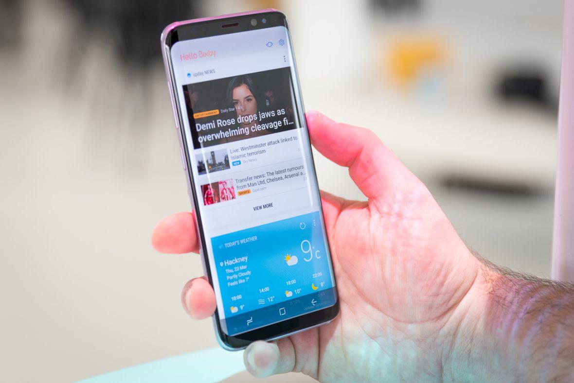 Samsung Galaxy S8 został oficjalnie zaprezentowany. Oto wszystko, co musisz o nim wiedzieć