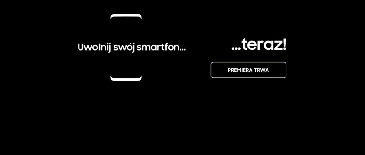 Premiera Samsunga Galaxy S8 – live blog Spider's Web